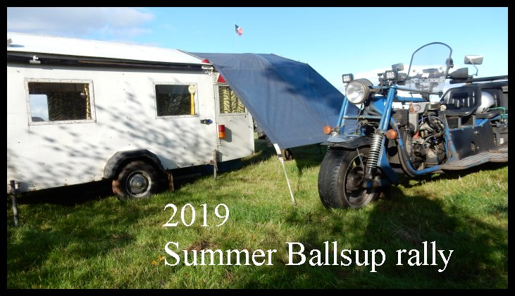 A the Summer Ballsup rally - near Sleap airfield.