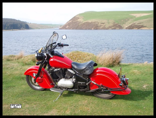 "Hmm - I wonder how you say ""Big Red Ugly Bike"" in Welsh ?"